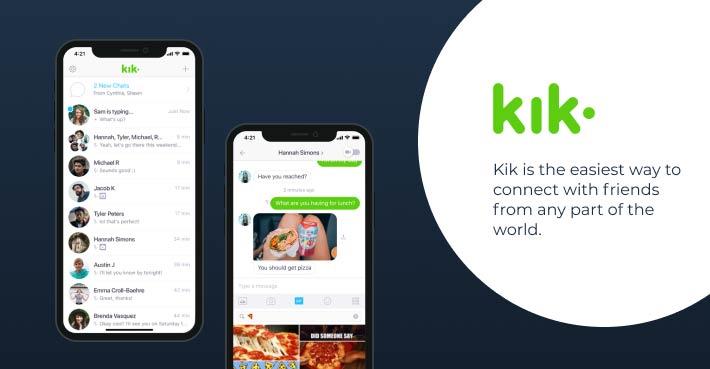 10 Best Apps like Kik - Best Messaging Apps of 2020